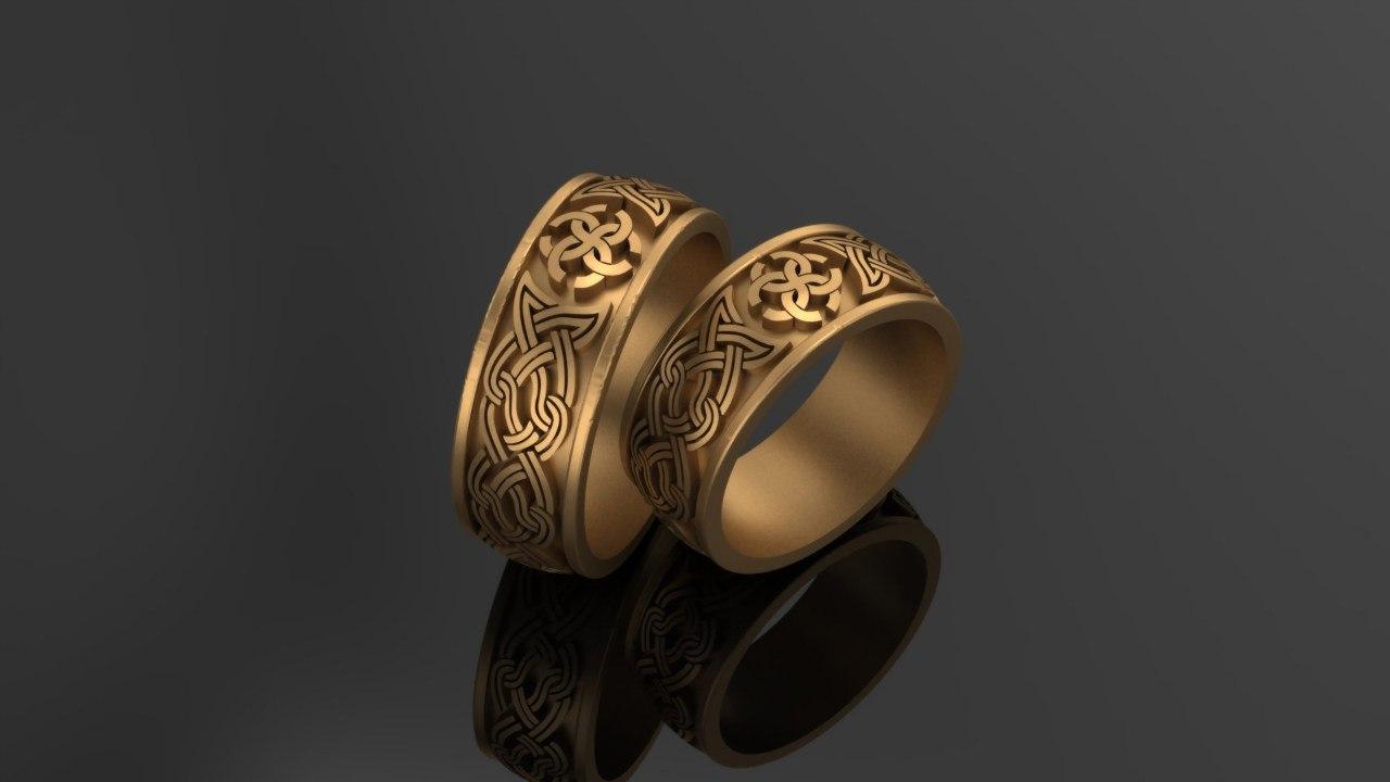 О обручальных кольцах